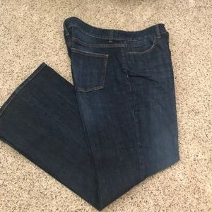 Talbots Signature boot jeans